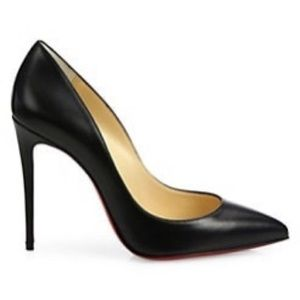 Classic Black Heels. Perfect for work!